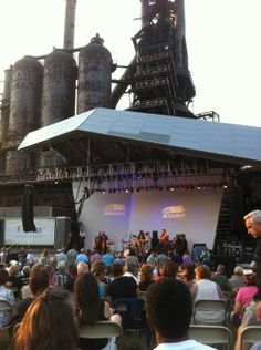 SteelStacks in Bethlehem, PA: World Cup Soccer Fest with All World Cup matches on June 22 10:00 am-8:00 pm. From @Philadelphia Union. Find more places to watch the World Cup in the USA: http://pin.it/AeGWA1a