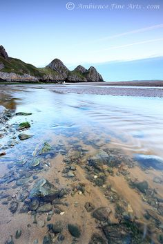 Three Cliffs Bay,Gower    One place you should make sure you visit in your lifetime!