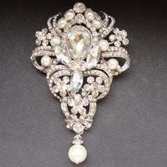 Pretty Brooch