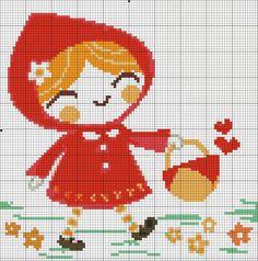 Little Red Riding Hood chart