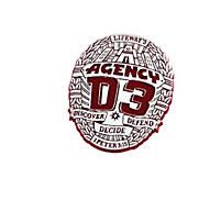 VBS 2014 Agency D3 Badges--I wonder how these attach to clothing?  Can these be used with a lanyard?