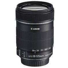 Canon EF-S 18-135mm f/3.5-5.6 IS UD Standard Zoom Lens for Canon Digital SLR Cameras