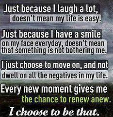 I choose!