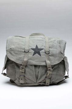 O.D. Vintage Star Backpack