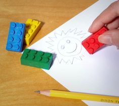 lego block, lego eras, block eras, gadget, eras set, rainbow lego, legos, lego brick