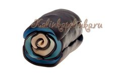 How-to tutorial - Making a rose cane out of polymer clay