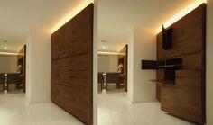 Diseño de mueble: cava de vinos - bar