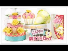 Happy Birthday To You SVG Kit - Assembly Tutorial - YouTube