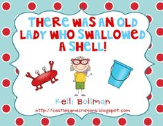 There was an old lady who swallowed a shell mini unit $3.00 download