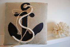 another cute nautical pillow