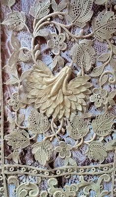 Exquisite Antique Lace
