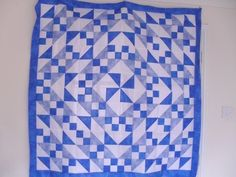 Steps to the Altar quilt pattern and tutorial from Ludlow Quilt and Sew