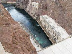 Hoover Dam- Arizona/Nevada Border