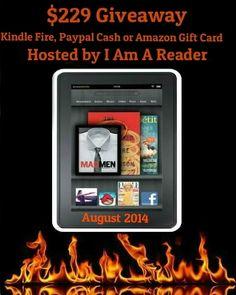 August Kindle 2014