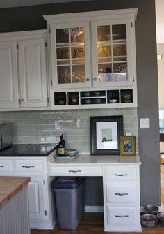 backsplash tile, diy kitchen, painted cabinets, subway tiles, painting kitchen cabinets, white cabinets, kitchen remodel, painting cabinets, concrete countertops