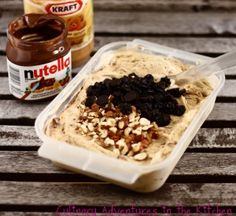 """Chunky Monkey """"Ice Cream"""" {Culinary Adventures in the Kitchen}"""