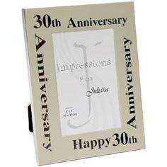 30th Wedding Anniversary Clip Art