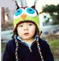 Cute crochet Owl Hats!!  www.silly-monkeys.com