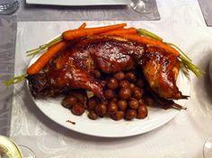Honey Baked Rabbit or Chicken