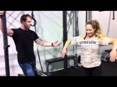 Episode 153/365 part two Olympic Lifting  Mobility - shoulder/trap