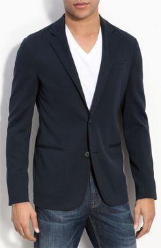 Fancy - Armani Collezioni Jersey Sportcoat | Nordstrom