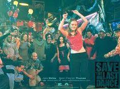 Save the Last Dance  ~ Julia Stiles, Sean Patrick Thomas .. prep for the Julliard Audition