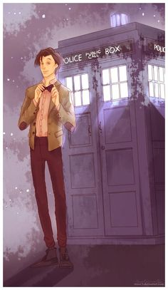 Bow Ties Are Cool. The 11th Doctor.