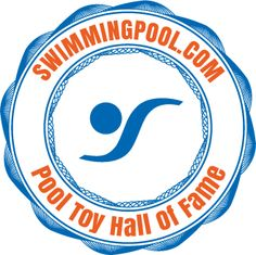 """Swimming pool toys are very important to pool fun and games. For that reason, Swimmingpool.com decided to induct some into our """"Pool Toy Hall of Fame"""". 
