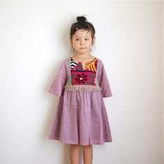 【moi】OZBEK DRESS / KIDS
