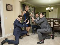 Final #BroVsBro blog is up on @hgtv .com!