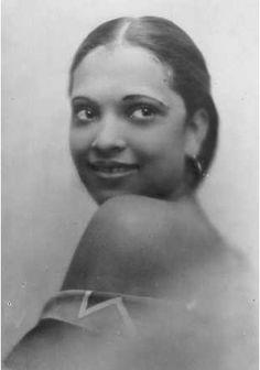 "Nina Mae McKinney(1912-1967)Black Actress who worked internationally in theatre, film  tv. Known as the ""Black Greta Garbo""."