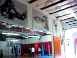 "The ""new"" Muay Thai Academy International, Santa Clara, CA - only 22 years old :p"