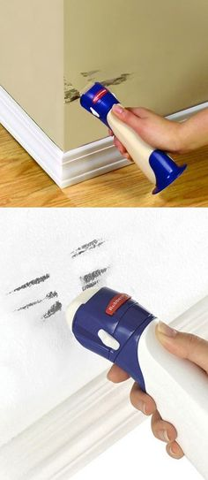 Paint Buddy to touch up walls