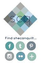 she can quilt: Links to Tutorials, QALs & Stuff