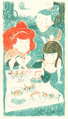 Illustration - Simona Ciraolo