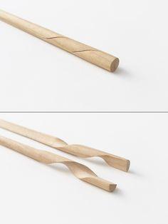 Rassen chopstick / Nendo