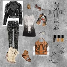 """""""What would Jesus Wear?"""" by michwirtz on Polyvore"""