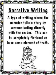 narrative essay 3rd grade A sample fictional narrative essay 5th grade write your 3-5 paragraph narrative and be creative hart-ransom academic charter school modesto.