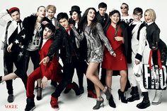 Glee Cast = Love