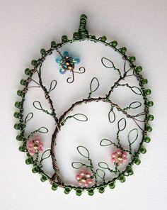 Hedgerow pendant