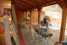 Log Home Insurance: Little-Known Facts About Insuring A Log Home #logcabin