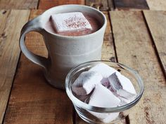 Lavender and Honey Marshmallows