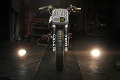 Ducati Monster 900 Flat Track Kit by Earle Motors