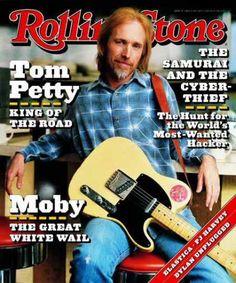Rolling Stone - Tom Petty tom petty, tom petti, favorit roll, roll stone, rolling stones, blue eye, rollingston cover, rolling stone covers, 1995 roll