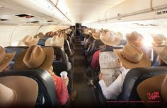 National Finals Rodeo- Haha can I be on this flight?