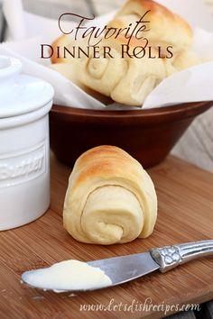 Favorite Dinner Roll
