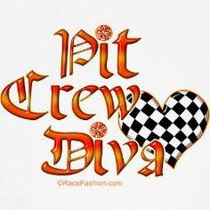 Pit Crew Diva