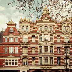 West Enders by IrenaS, via Flickr (London)