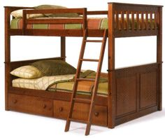 Otto James Full Over Full Bunk Beds