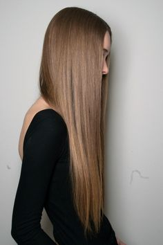 Style - Minimal + Classic: wow hair at backstage at suno f/w 2014.